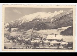Österreich, Steiermark, Neuberg a.d. Mürz, 1942 Ostmark-gebr. sw AK. #1484