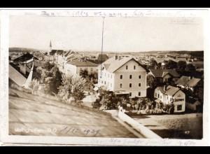 Österreich, Mattighofen, 1929 gebr. Foto-AK
