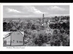 Hofheim-Marxheim Taunus mit Gasthof Adler, ungebr. sw-AK