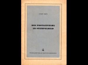 Paul, Die Postleitzahl im Stempelbild, 31 S.