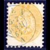 Österreich 2 Kr. m. blauem Stpl. WIEN A von 1867