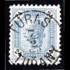 Österreich, TURAS TURANY, zentr. Mähren-K1 auf 24 Kr.