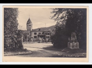 Österreich, Steiermark, Graschnitz Volksbildungsheim, gebr. Foto AK. #2275