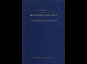 Weidlich, Dr., Handbuch der Württemberg Philatelie, Postscheine der Kreuzerzeit