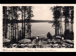 DR 1938, OMULRFOFEN über Neidenburg, Landpost Stpl. auf Karte m. 6 Pf.