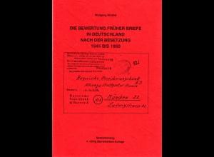 Strobel, W., Die Bewertung früher Briefe nach der Besetzung 1945 bis 1950