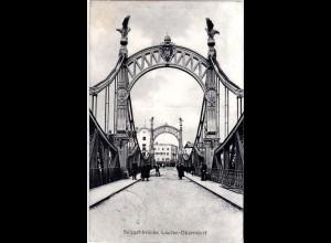 Bayern 1912, Posthilfstelle VACHENDORF Taxe Bergen, Ank.Stpl. auf AK v. Laufen