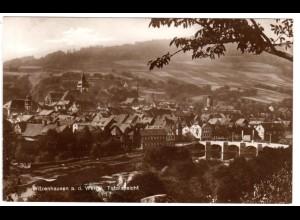 Witzenhausen a.d. Werra, 1931 gebr. sw-AK