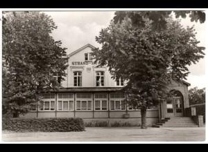 Wustrow, FDGB-Erholungsheim Strand-Hotel, ungebr. sw-AK