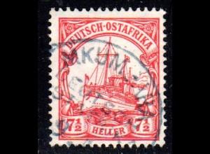 DOA 32, 7 1/2 H. m. schönem Stempel MKUMBARA
