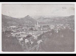 Italien, Südtirol, Pergine, Trentino, gebr. sw AK. #1058