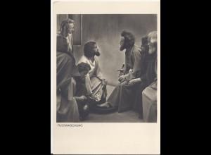 Oberammergau, ungebr. AK Jubiläums Passionsspiele 1934. #2386