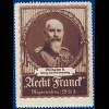 Württemberg, König Wilhelm II., Vignette #S655