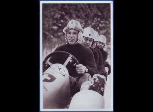 Olympiade 1936, Bob Schweiz II, Sammelbild. #S714