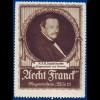 K.F.H. Stadtländer, Bürgermeister v. Bremen, Vignette. #S739