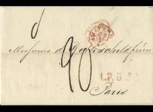 NL 20.3.1842, Porto Brief v. Amsterdam m. L.P.B.5.R n. Frankreich