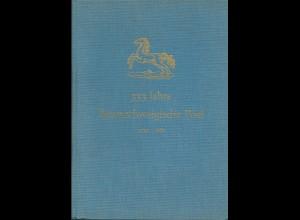 Braunschweig Literatur: Bade, 333 J. Braunschw. Post v. 1960. 199 Seiten