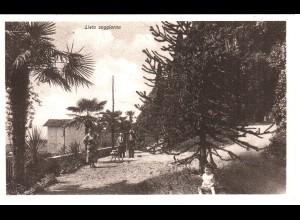 Ghiffa, Lieto soggiorno, 1937 gebr. sw-AK.